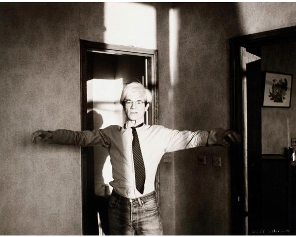 ANDY WARHOL Andy Warhol, 1982