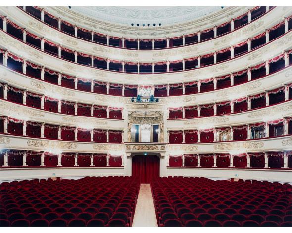 CANDIDA HÖFER Teatro alla Scala Milano II, 2005