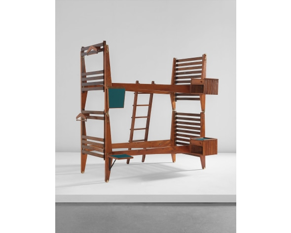 Chauffeuse Casa. Simple Carlo Mollino Set Of Two Bunk Beds From