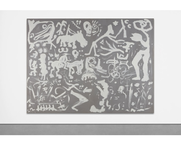 A.R. PENCK SITUATION (LAGE, PROBLEM), 1982