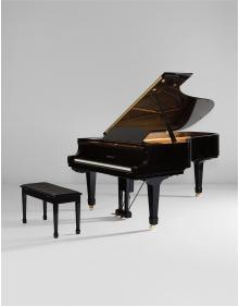 Yamaha - DC7 E3-Pro Disklavier Grand Piano and bench