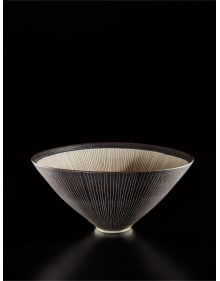 Lucie Rie - Conical bowl