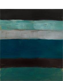 Sean Scully - Landline Green Sea