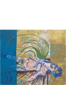 Martin Kippenberger - Ohne Titel (aus der Serie Das Floß der Medusa)