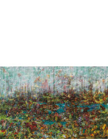 Ali Banisadr - It Happened and It Never Did