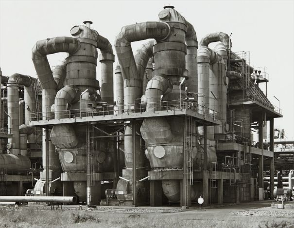 Chemical Plant, Wesseling near Cologne, Germany