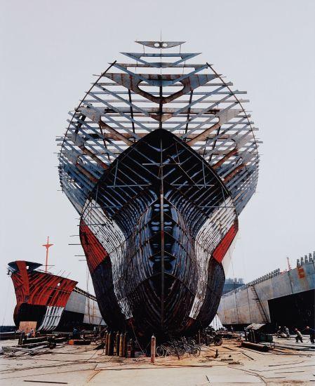 Shipyard #11, Qili Port, Zhejiang Province, China