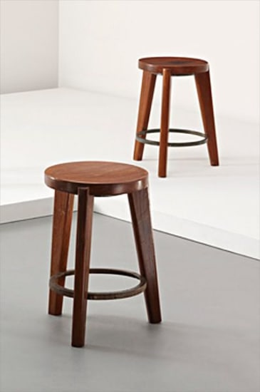 Pair of stools, from Chandigarh, India