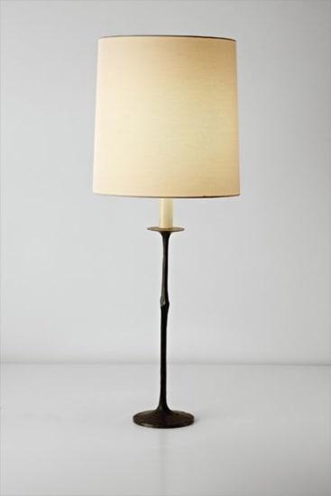 "Large ""Bougeoir"" table lamp"