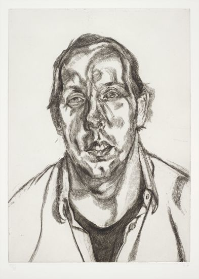 lucian freud research paper