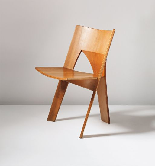 Prototype dining chair