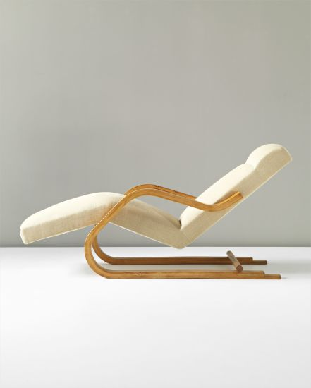 Phillips uk050312 alvar aalto for Alvar aalto chaise longue