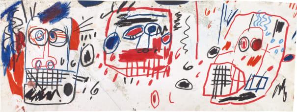Untitled (Three Heads)