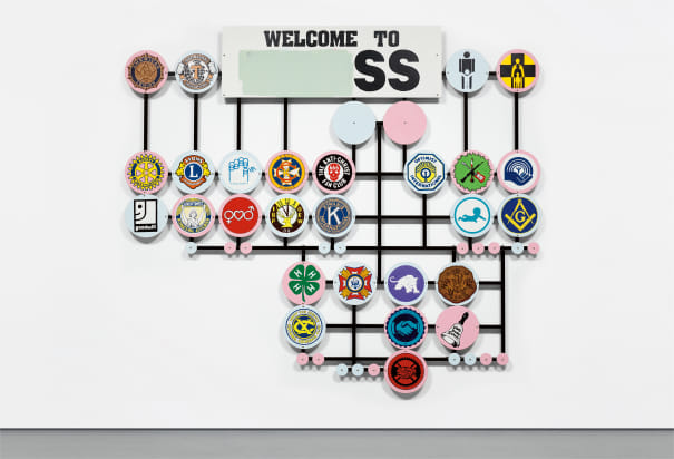 Entry Way (Genealogical Chart)