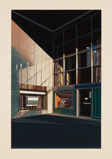 4 1/2% Interest, from Urban Landscapes No. 2