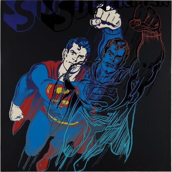 Superman, from Myths