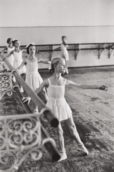 Bolshoi Ballet School, Moscow, USSR