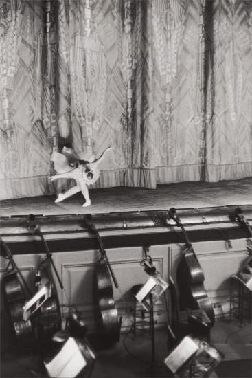Swan Lake, Bolshoi Theatre, Moscow, USSR