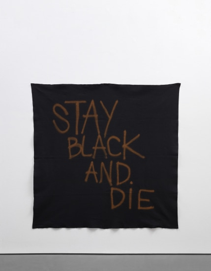 Stay Black and Die