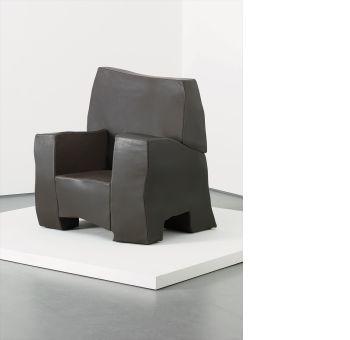 Maarten Baas Large Armchair, From The U0027Sculptu0027 Series. Sold For £ 11,250