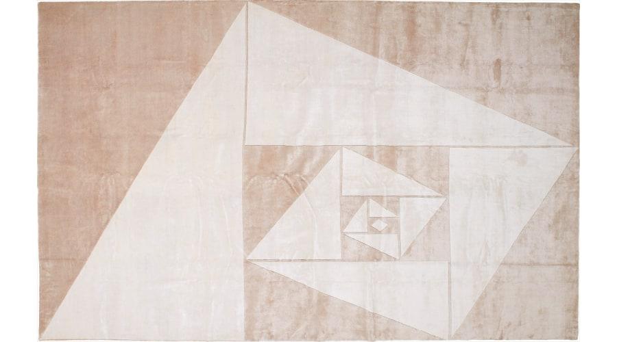 NORMAN FOSTER Unique rug, 2017