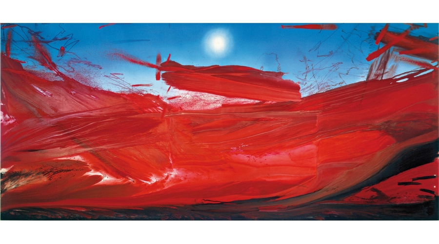 BARNABY FURNAS Flood (Red Sea), 2006