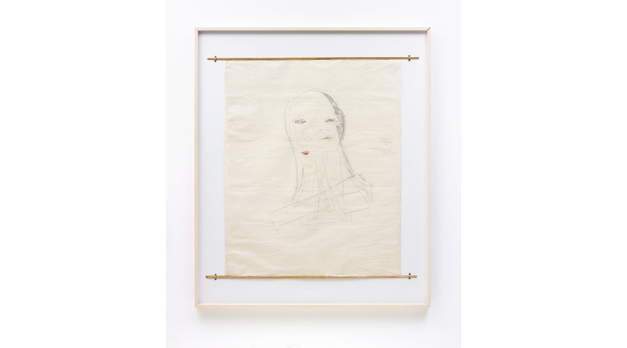 MARISA MERZ Untitled. Private Collection, New York