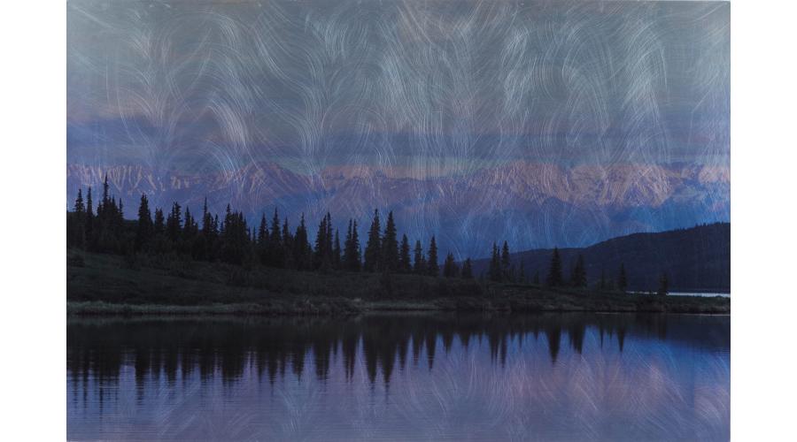 ANDREW LEVITAS Wonder Lake, Denali, 2006