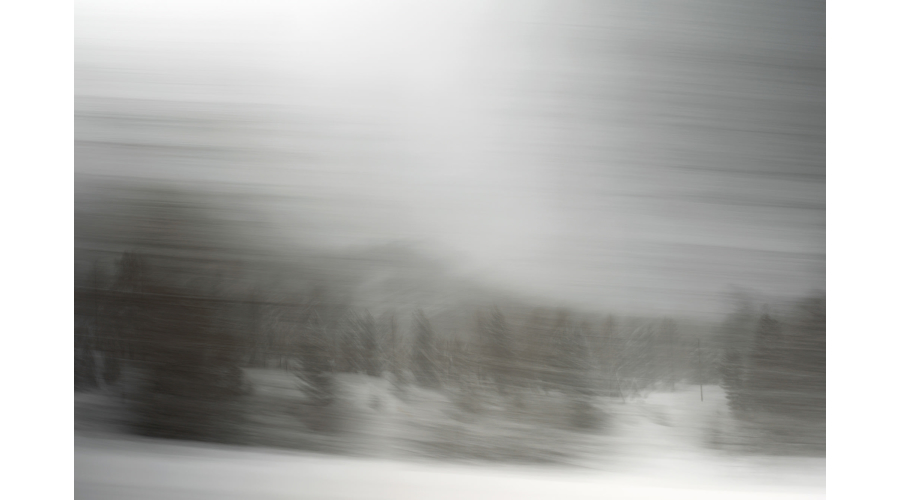 ROLF SACHS Camera in Motion: From Chur to Tirano '18.03.2013 - 10:23:29', 2013