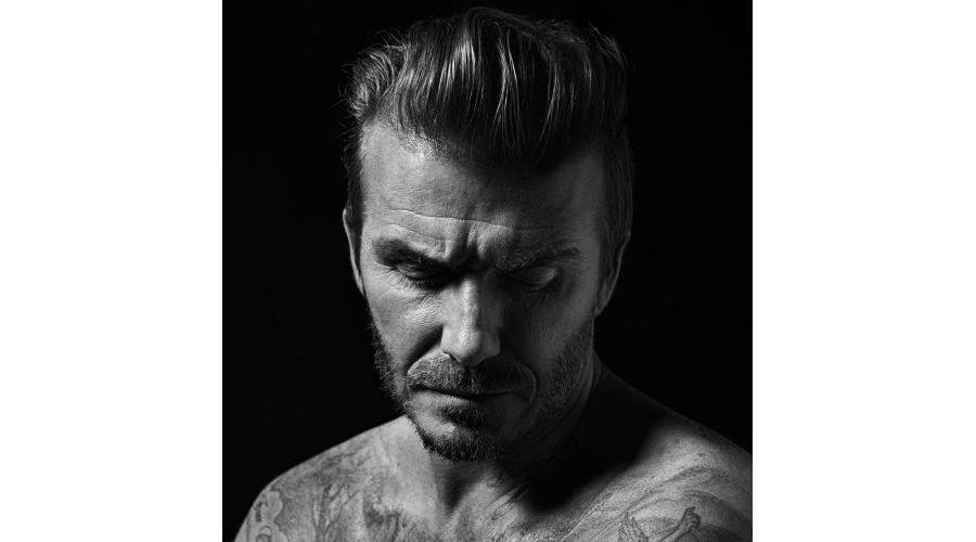 MARIO SORRENTI  David Beckham, 2015