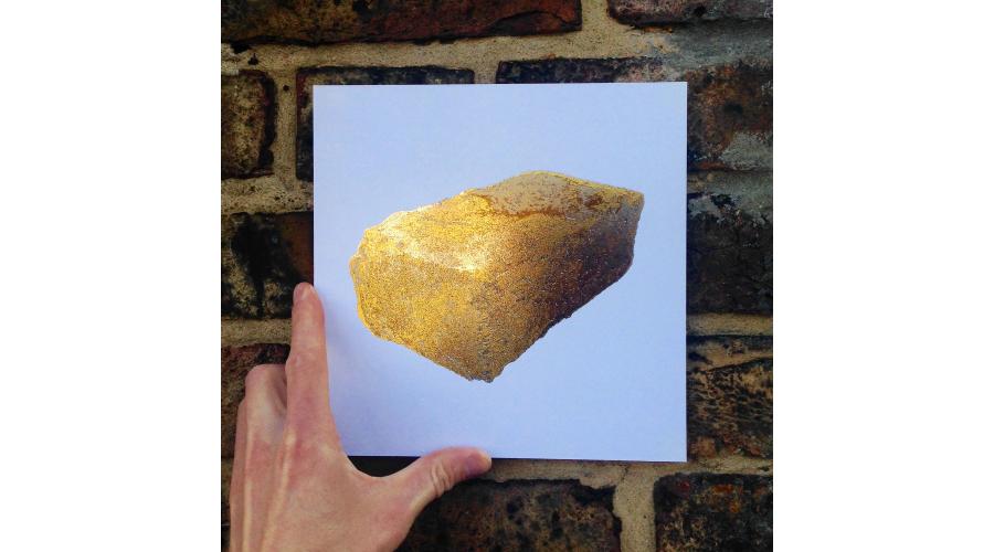 <b>NICK BARRETT</b> <i>N1 £88 per brick (London Brick Series)</i>, 2016