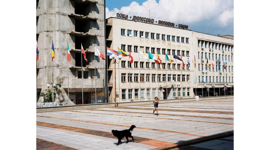 <b>ANDY CLYDESDALE</b> <i>Shumen Bulgaria</i>, 2014