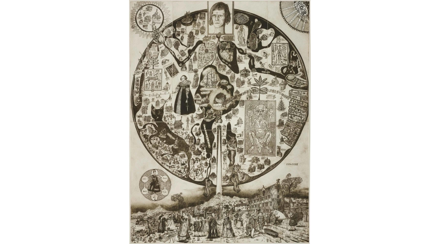 GRAYSON PERRY Map of Nowhere