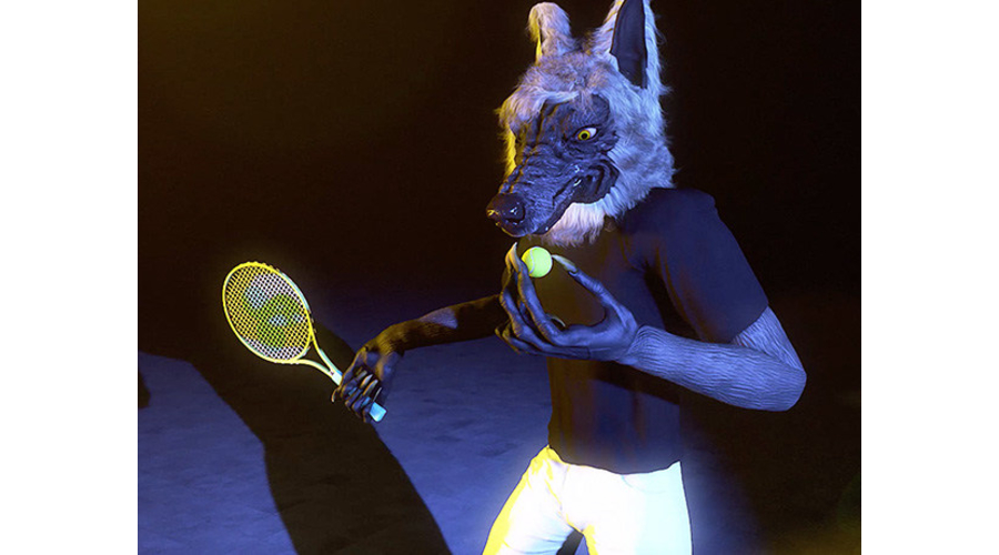 TAKESHI MURATA Tennis, HD Video (still)