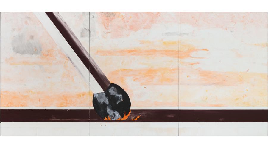 HAROLD ANCART Untitled, 2019