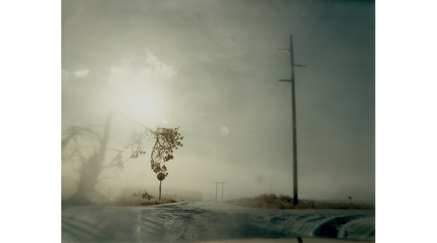 TODD HIDO Untitled, #6097 from A Road Divided, 2007