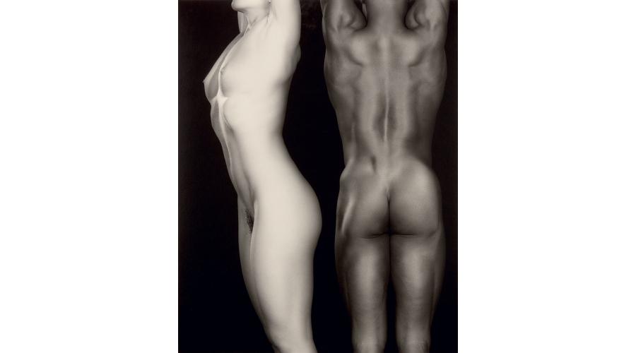 ROBERT MAPPLETHORPE Ken and Lydia, 1985