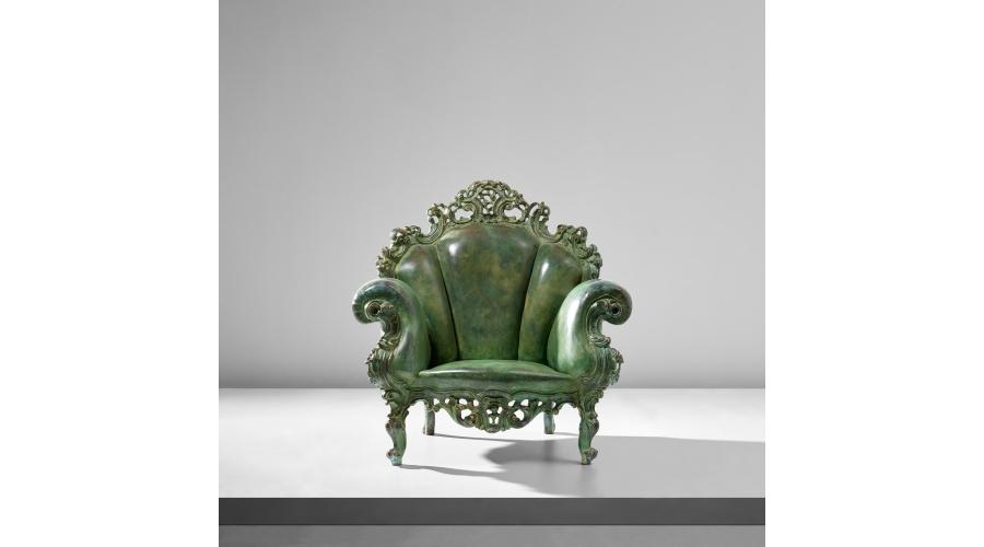 ALESSANDRO MENDINI 'Poltrona di Proust' armchair, 2003