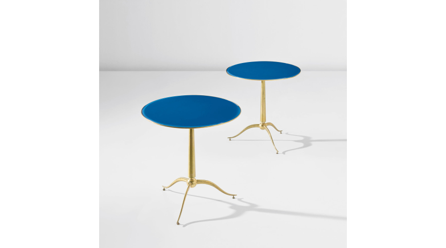 OSVALDO BORSANIPair of side tables, circa 1949