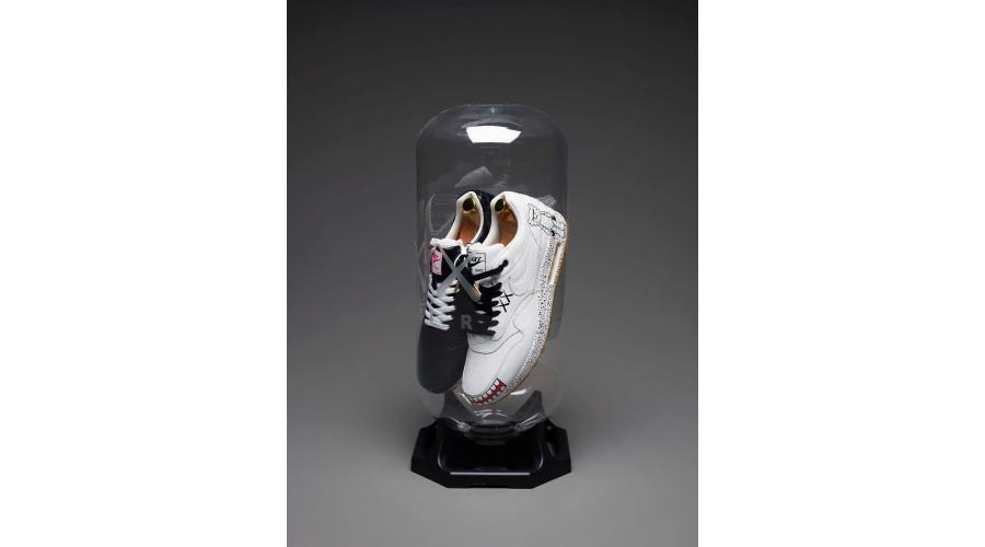 STEPHEN GILBERT KAWS X Nike Air Max 1 Custom