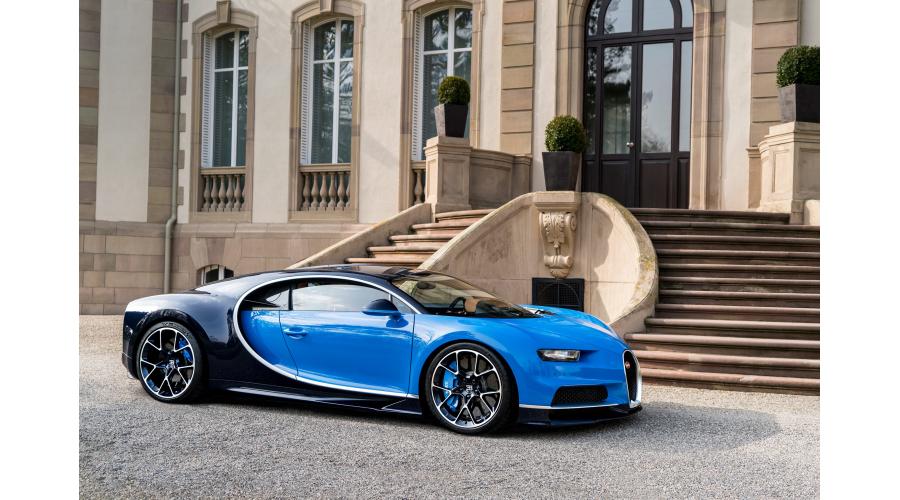 Bugatti 2018 Chiron © Bugatti Automobiles S.A.S.