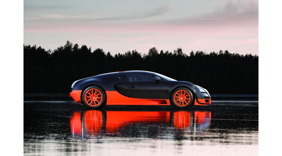 Bugatti 2012 Veyron SuperSport © Bugatti Automobiles S.A.S.