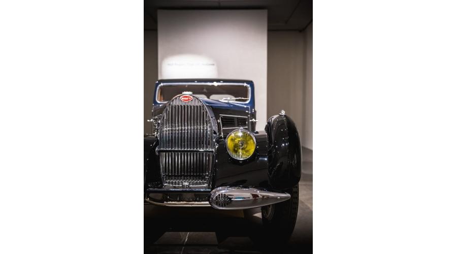 Bugatti 1938 Type 57 Atalante © Bugatti Automobiles S.A.S.