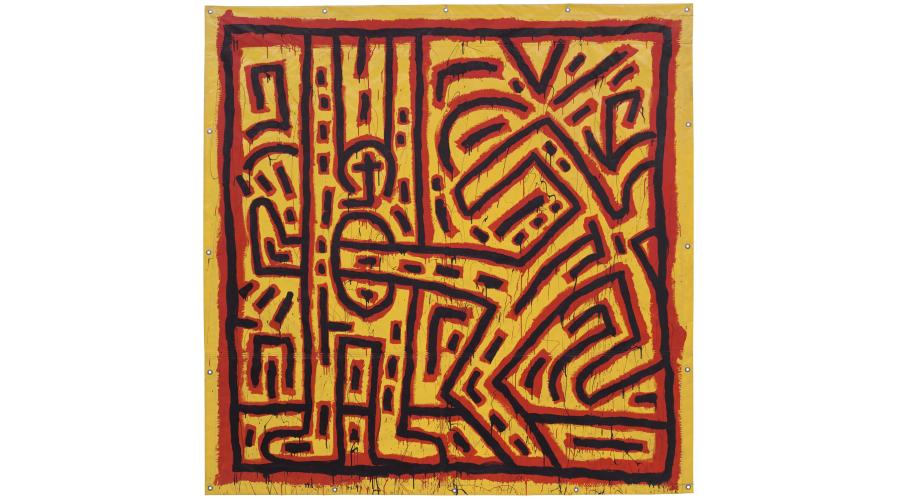 KEITH HARINGUntitled, 1981