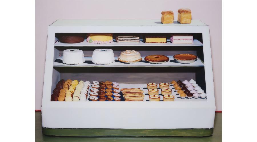 SHARON CORE Bakery Counter, 1962, 2004