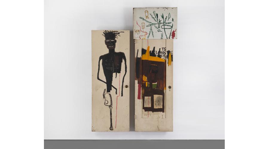 JEAN-MICHEL BASQUIAT Self Portrait, 1982-1983