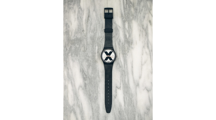 SWATCH X-Rated GB406, 1987