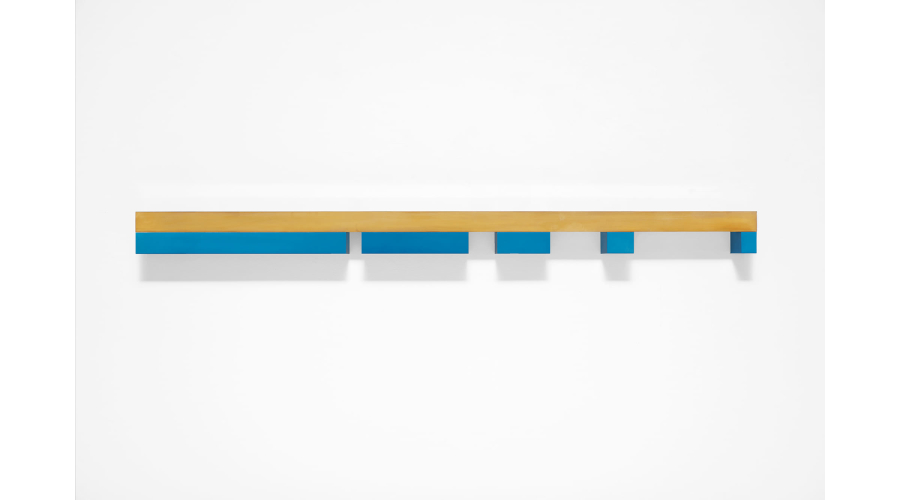 DONALD JUDD Untitled, 1970
