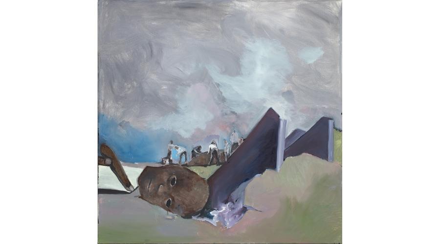 NOAH DAVIS In Search of Gallerius Maximumianus, 2009