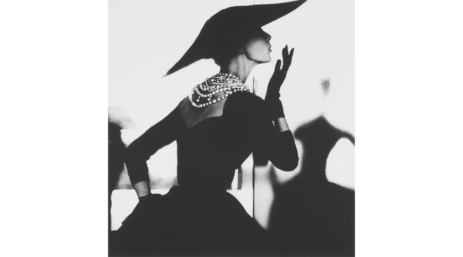 LILLIAN BASSMAN Blowing Kiss, Barbara Mullen, New York, circa 1958